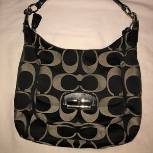 COACH Kristen hobo purse